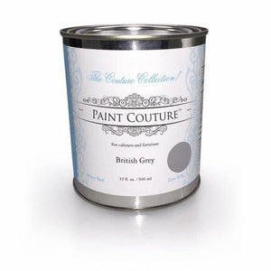 British Grey - Paint Couture