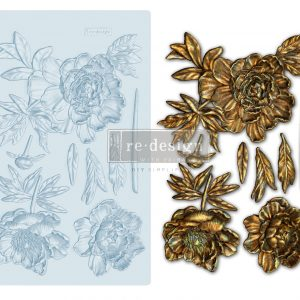 ReDesign Decor Mould - Wilderness Rose 5