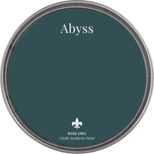 Load image into Gallery viewer, Wise Owl Paint - Abyss - Chalk Synthesis Paint