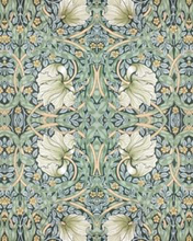"Load image into Gallery viewer, Art Nouveau Floral 20"" x 30"" Roycycled Treasures Decoupage Tissue Papers -"