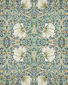 "Art Nouveau Floral 20"" x 30"" Roycycled Treasures Decoupage Tissue Papers -"