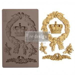 "ReDesign Decor Mould - Royalty 5"" x 8"""