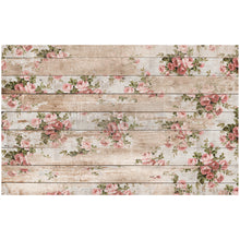 Load image into Gallery viewer, SHABBY FLORAL  - Decoupage Decor Tissue - Redesign With Prima