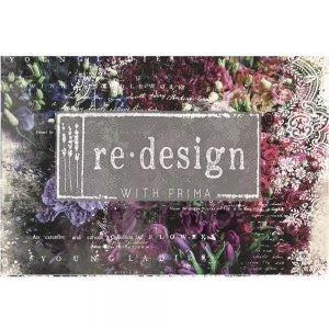 Giselle - Decoupage Decor Tissue - Redesign With Prima