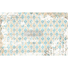 "Load image into Gallery viewer, DISTRESSED DECO - Decoupage Decor Tissue 19"" x 30"" - Redesign With Prima One Sheet"