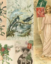 "Load image into Gallery viewer, Christmas Project SB  20"" x 30"" Roycycled Treasures Decoupage Tissue Papers -"