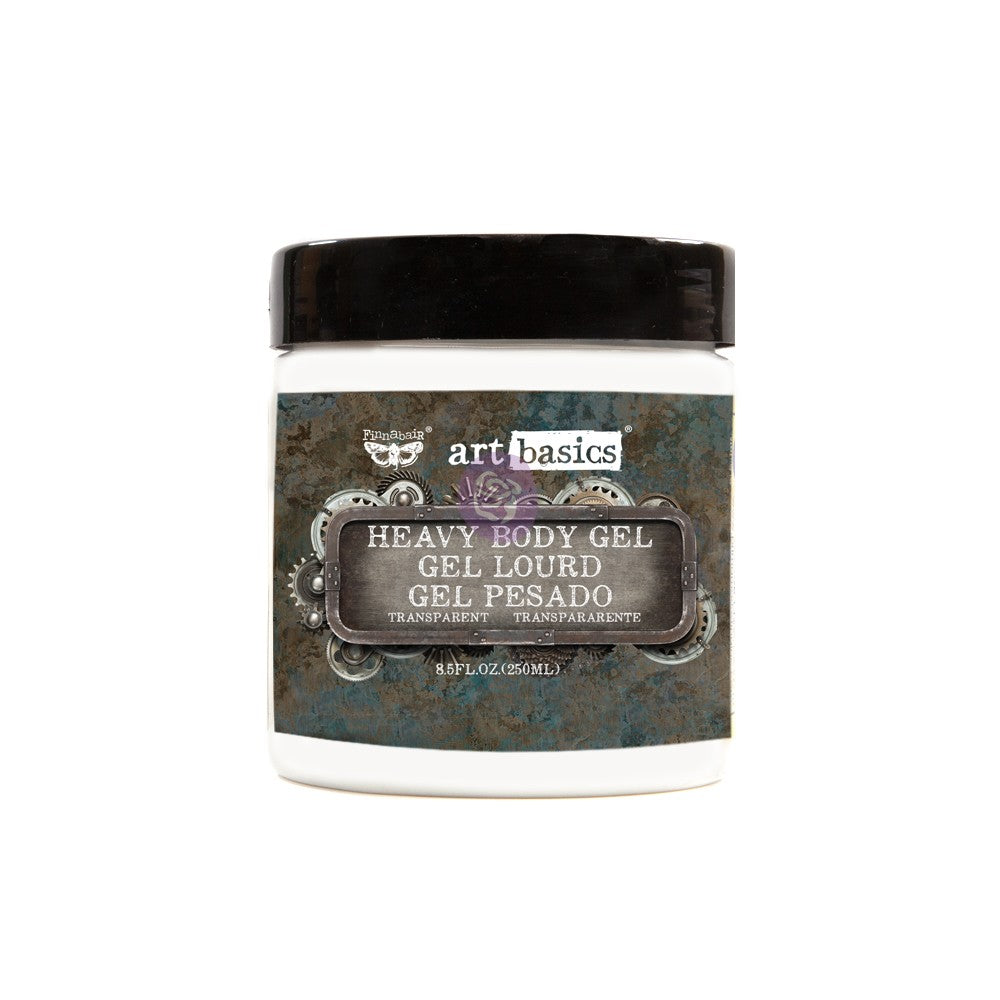 Art Basics - Super Heavy Gel - Decoupage Medium 8.5oz