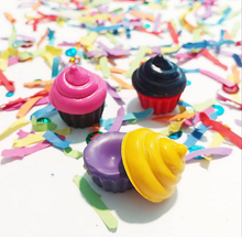 Load image into Gallery viewer, Cupcake Crayon Set, Cupcake Party Favors