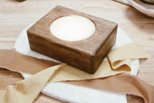Load image into Gallery viewer, Single Cheese Mold-Natural Stain (The Grove)