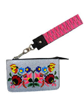 Load image into Gallery viewer, Sparkle Betsy Wallet Wristlet