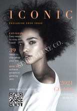 Load image into Gallery viewer, Iconic Magazine Fashion Digital Planner Dashboard Bundle