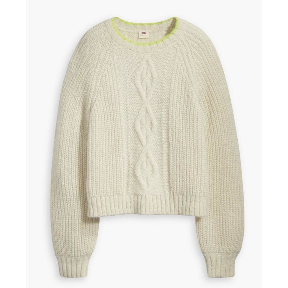 LEVI'S Ava cable sweater