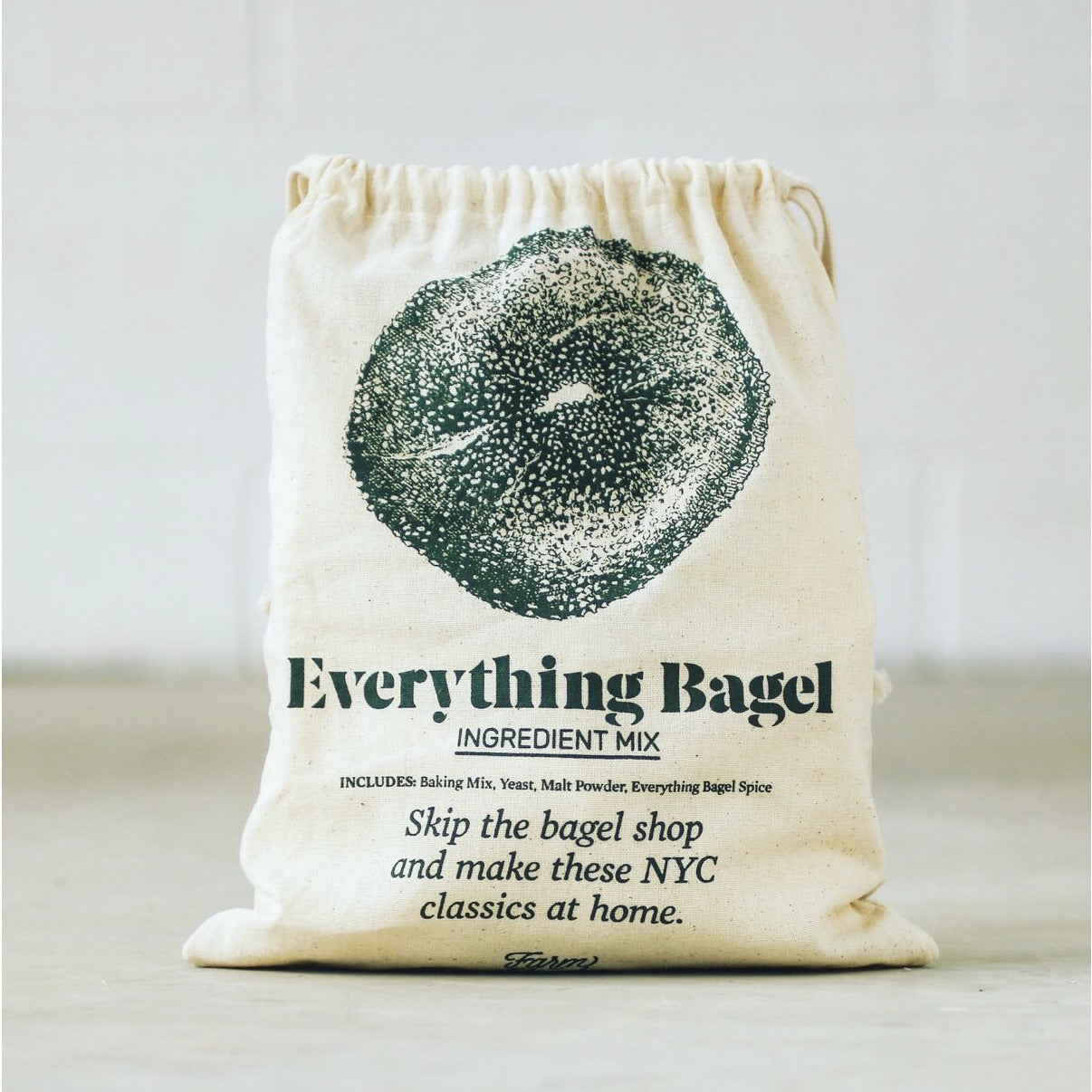 FARM STEADY everything bagel baking mix