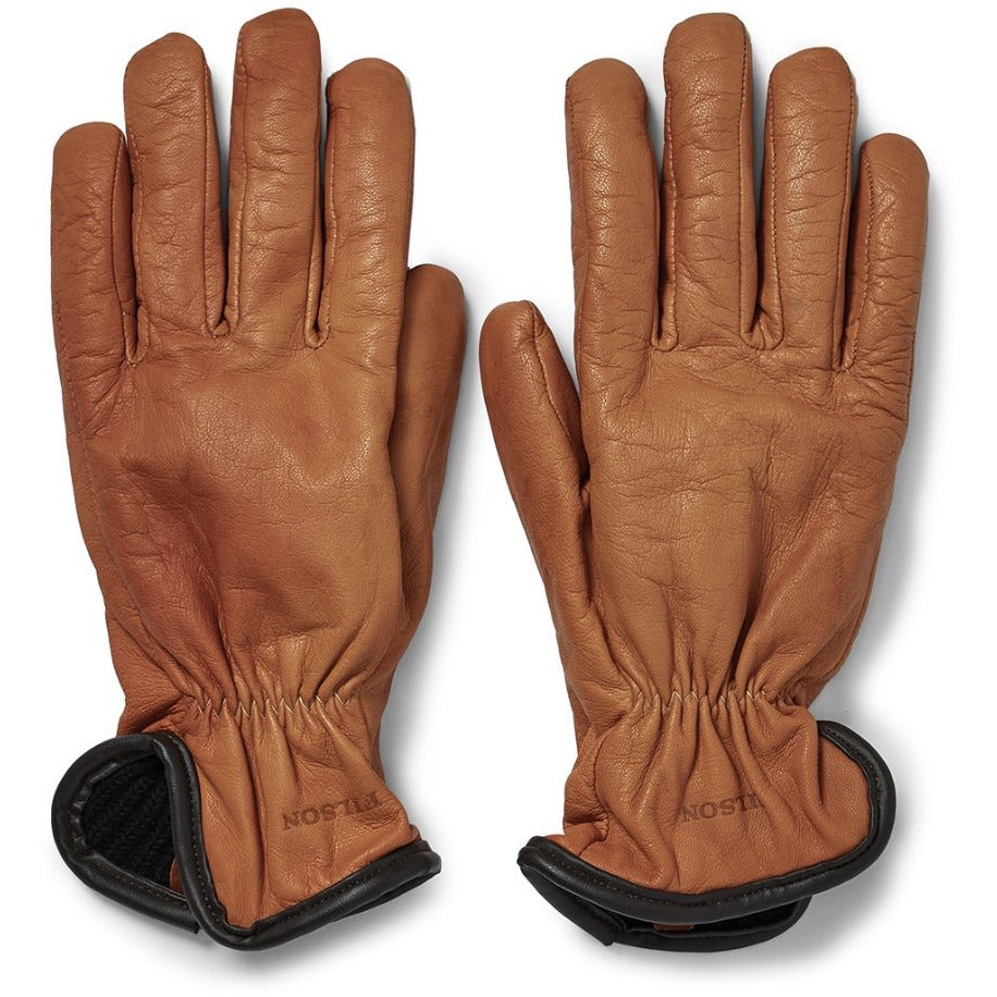 FILSON original lined goatskin gloves