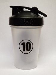 20 oz. BlenderBottle Clear/Black