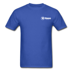 Load image into Gallery viewer, 10 Fitness University- Seal Unisex Short Sleeve - royal blue