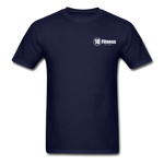Load image into Gallery viewer, 10 Fitness University- Seal Unisex Short Sleeve - navy