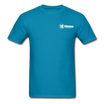 Load image into Gallery viewer, 10 Fitness University- Seal Unisex Short Sleeve - turquoise