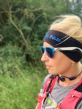 'My Run My Rules' Softshell Headband
