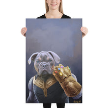 "Load image into Gallery viewer, ""Infinity Bones"" - Custom Pet Portrait"