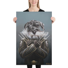 Load image into Gallery viewer, Good Boy Art - Wolverine Custom Dog and Cat Superhero Portrait