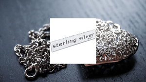 How to test if your jewellery is really sterling silver