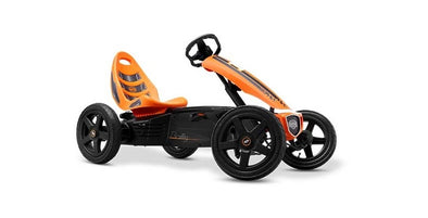 Berg Rally Orange Pedal Go-Kart