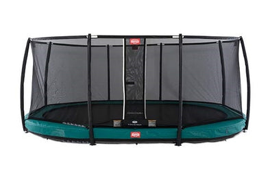Berg Grand Champion Deluxe In-Ground 17FT Trampoline