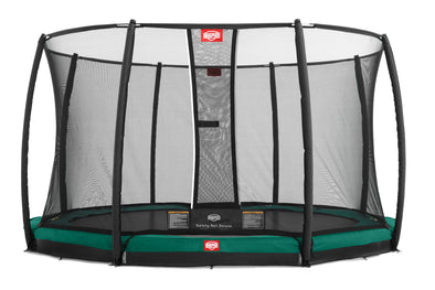 Berg Champion Deluxe In-Ground 14FT Trampoline