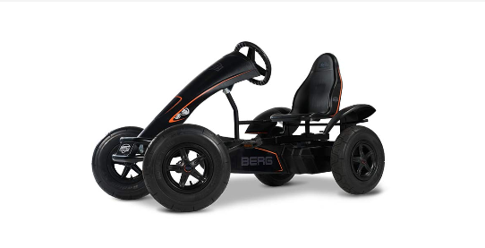 Berg Black Edition Pedal Go-Kart