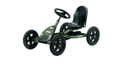 Berg Junior Jeep Pedal Go-Kart
