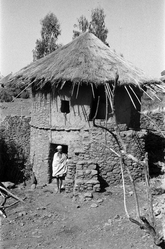 House at Lalibela