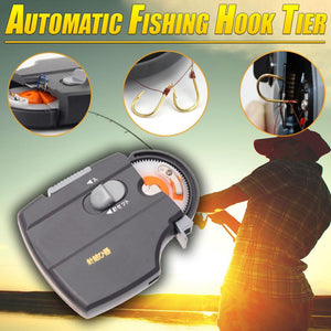 Automatic Fishing Hook Tier