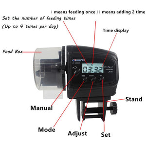 Automatic Fish Feeder