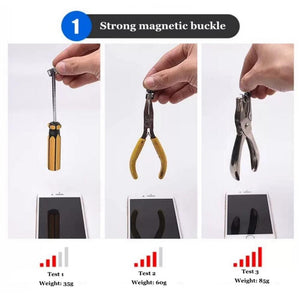 Magnetic Shoelace Buckle