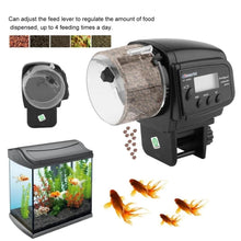 Load image into Gallery viewer, Automatic Fish Feeder
