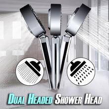 Load image into Gallery viewer, Dual Headed Shower Head