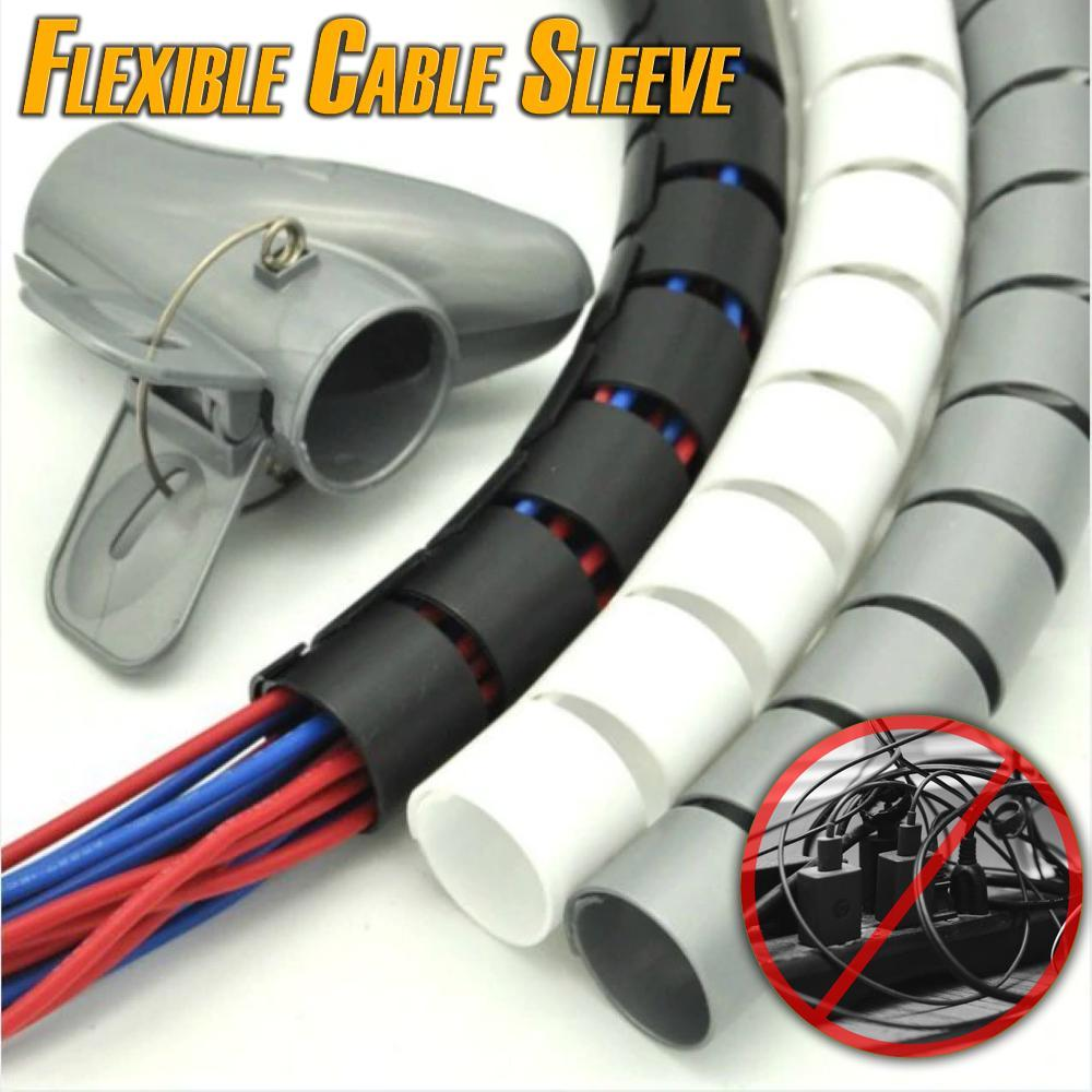 Flexible Cable Sleeve
