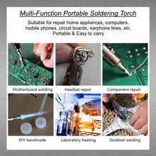 Load image into Gallery viewer, Portable Soldering Torch