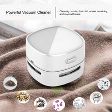 Load image into Gallery viewer, Mini Rechargeable Vacuum