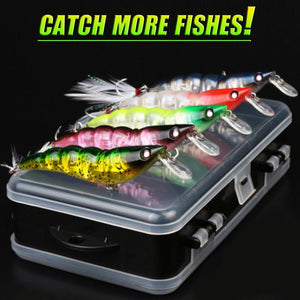 3D Shrimp Lure