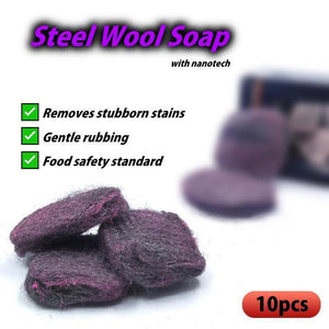 Steel Wool Soap