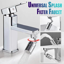Load image into Gallery viewer, Universal Splash Filter Faucet
