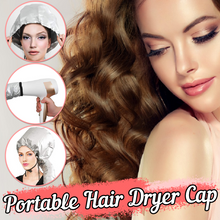 Load image into Gallery viewer, Portable Hair Dryer Cap