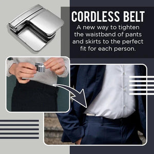 Belt Free Pants Buckle