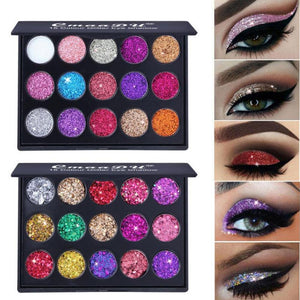 Diamond Eye Shadow