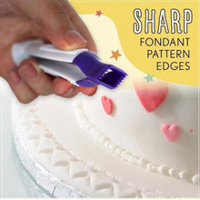 Load image into Gallery viewer, Fondant Crimper Tool Set