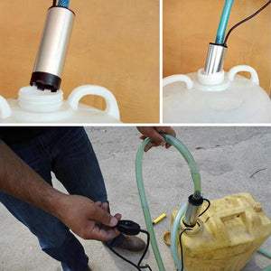 Submersible Fluid Pump