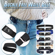 Load image into Gallery viewer, BUCKLE-FREE WAIST BELT FOR JEANS PANTS