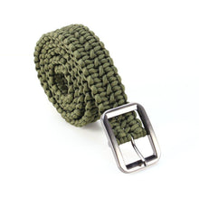 Load image into Gallery viewer, King cobra 550 paracord belt(100% Handmade)